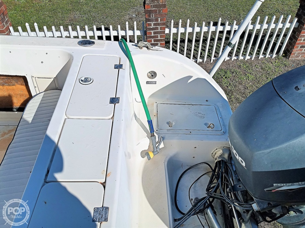 2003 Sea Fox boat for sale, model of the boat is 257 WA & Image # 29 of 40