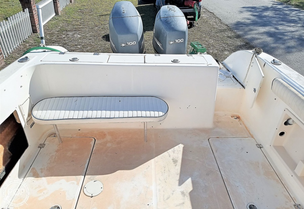 2003 Sea Fox boat for sale, model of the boat is 257 WA & Image # 30 of 40