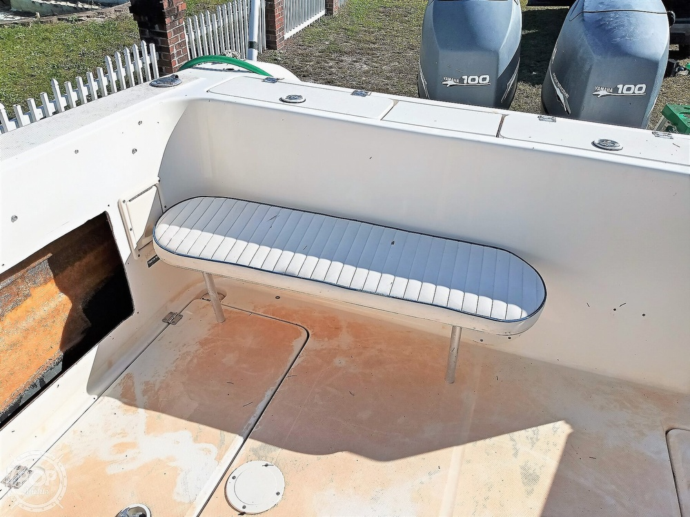 2003 Sea Fox boat for sale, model of the boat is 257 WA & Image # 31 of 40