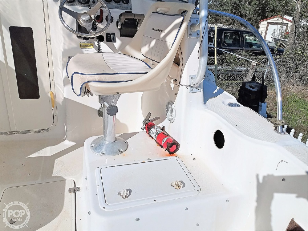 2003 Sea Fox boat for sale, model of the boat is 257 WA & Image # 36 of 40