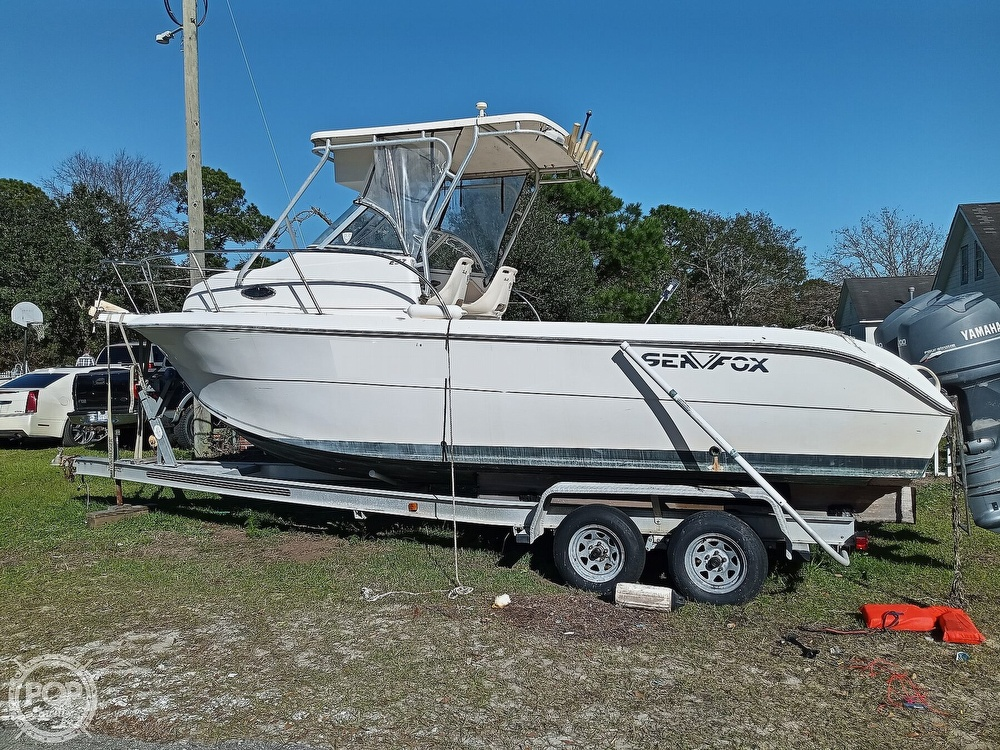 2003 Sea Fox boat for sale, model of the boat is 257 WA & Image # 2 of 40