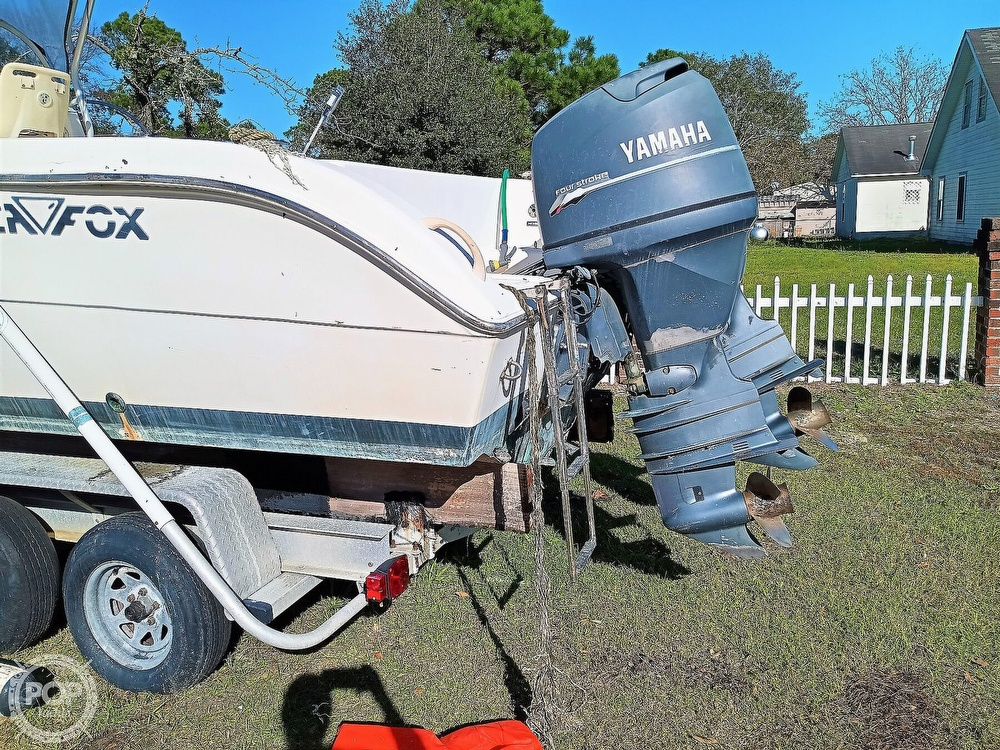 2003 Sea Fox boat for sale, model of the boat is 257 WA & Image # 4 of 40