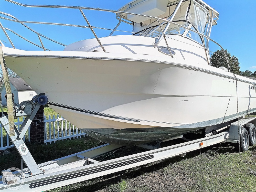 2003 Sea Fox boat for sale, model of the boat is 257 WA & Image # 6 of 40