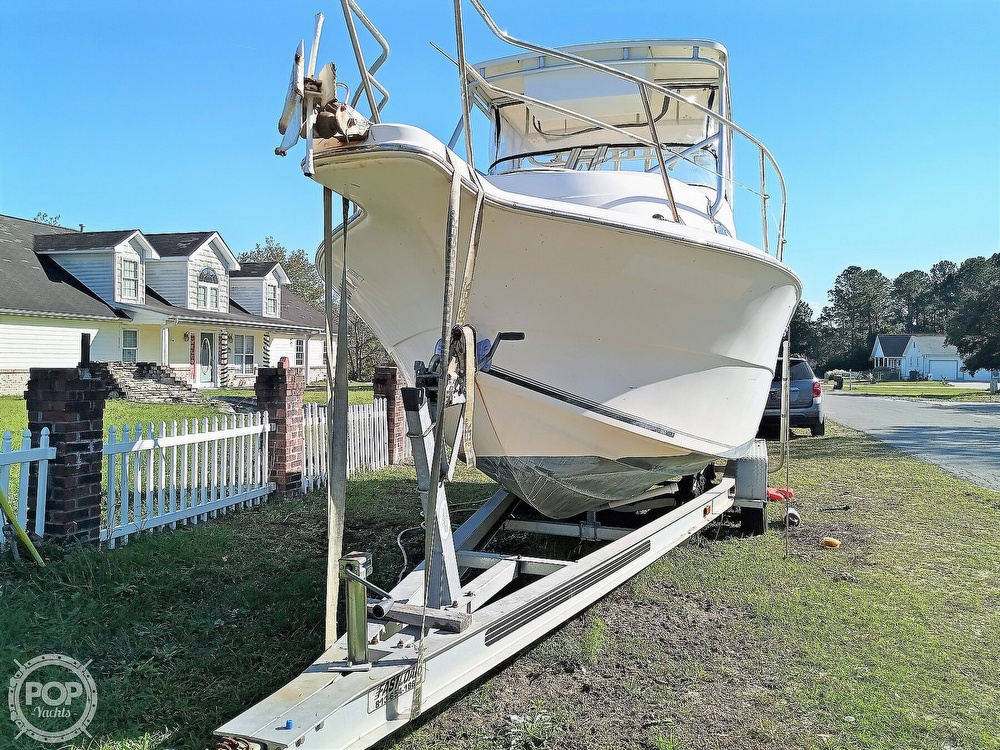 2003 Sea Fox boat for sale, model of the boat is 257 WA & Image # 7 of 40
