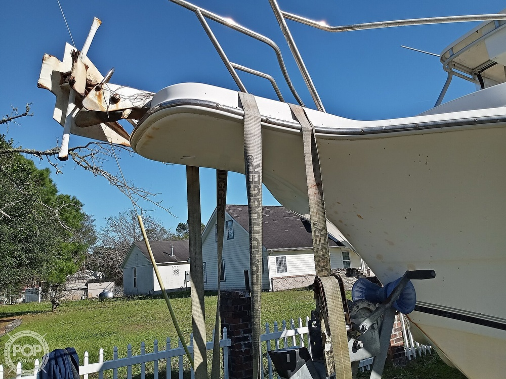 2003 Sea Fox boat for sale, model of the boat is 257 WA & Image # 9 of 40