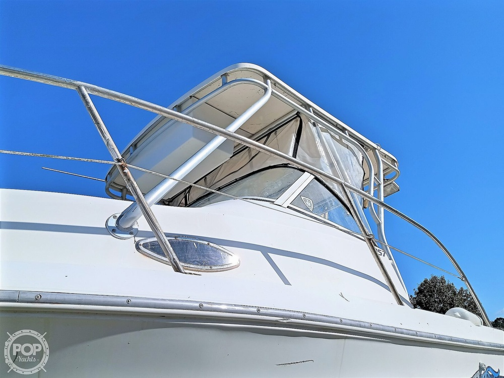 2003 Sea Fox boat for sale, model of the boat is 257 WA & Image # 12 of 40