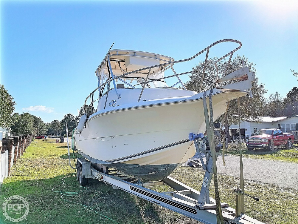 2003 Sea Fox boat for sale, model of the boat is 257 WA & Image # 13 of 40