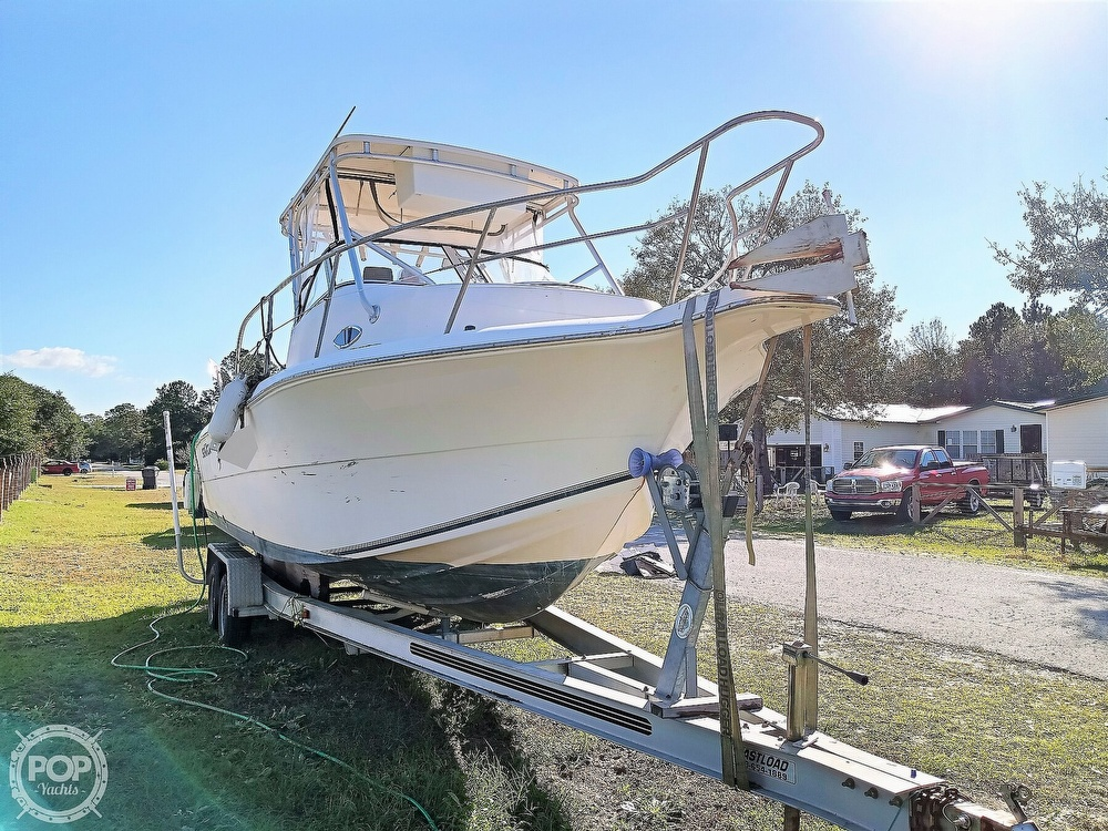 2003 Sea Fox boat for sale, model of the boat is 257 WA & Image # 14 of 40