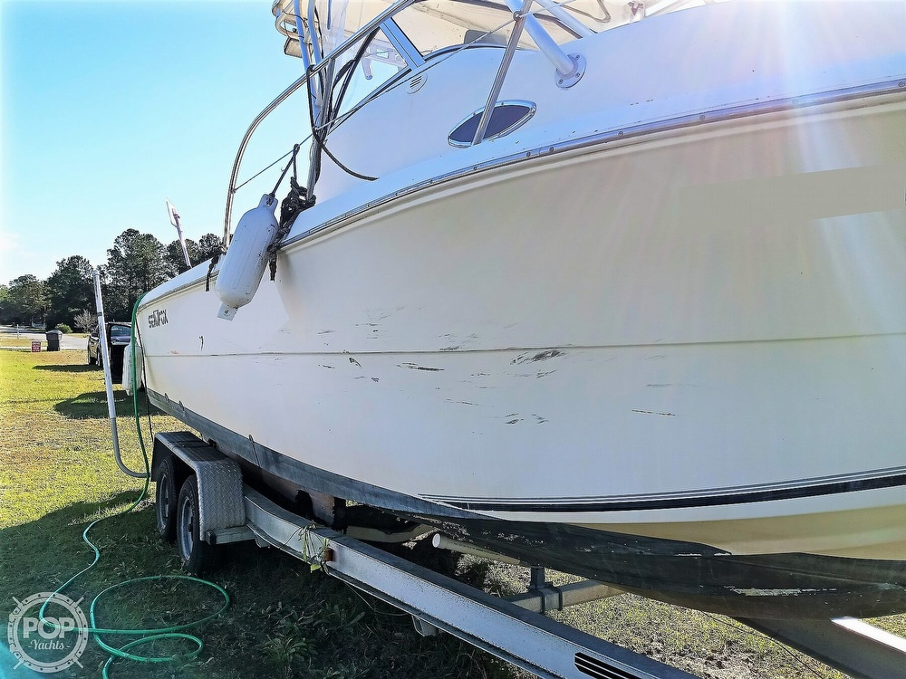 2003 Sea Fox boat for sale, model of the boat is 257 WA & Image # 16 of 40