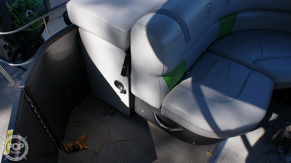 2018 Godfrey Pontoon boat for sale, model of the boat is Aqua Patio 235C & Image # 32 of 40