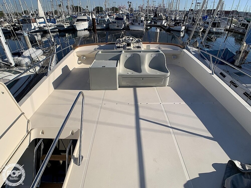 1991 Riva boat for sale, model of the boat is Furama 58 Motoryacht & Image # 2 of 40