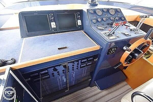 1991 Riva boat for sale, model of the boat is Furama 58 Motoryacht & Image # 3 of 40