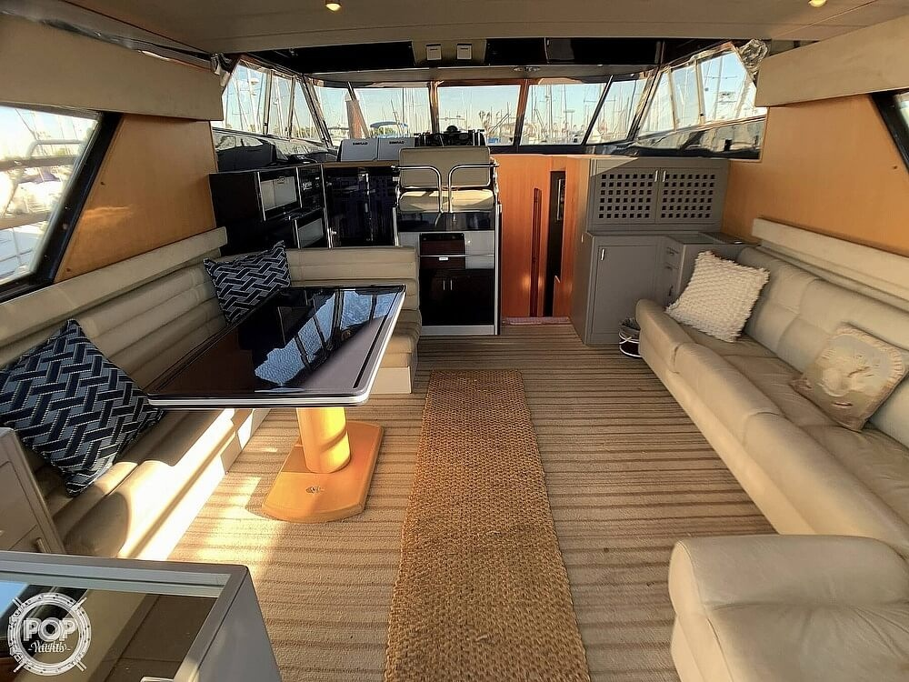 1991 Riva boat for sale, model of the boat is Furama 58 Motoryacht & Image # 4 of 40