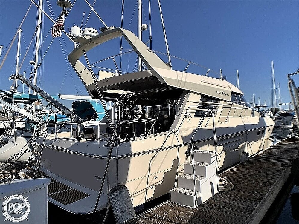 1991 Riva boat for sale, model of the boat is Furama 58 Motoryacht & Image # 9 of 40