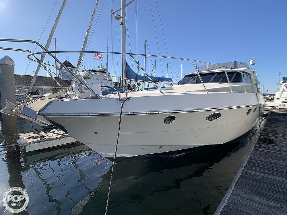 1991 Riva boat for sale, model of the boat is Furama 58 Motoryacht & Image # 12 of 40