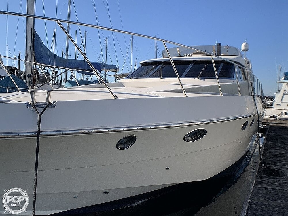 1991 Riva boat for sale, model of the boat is Furama 58 Motoryacht & Image # 14 of 40