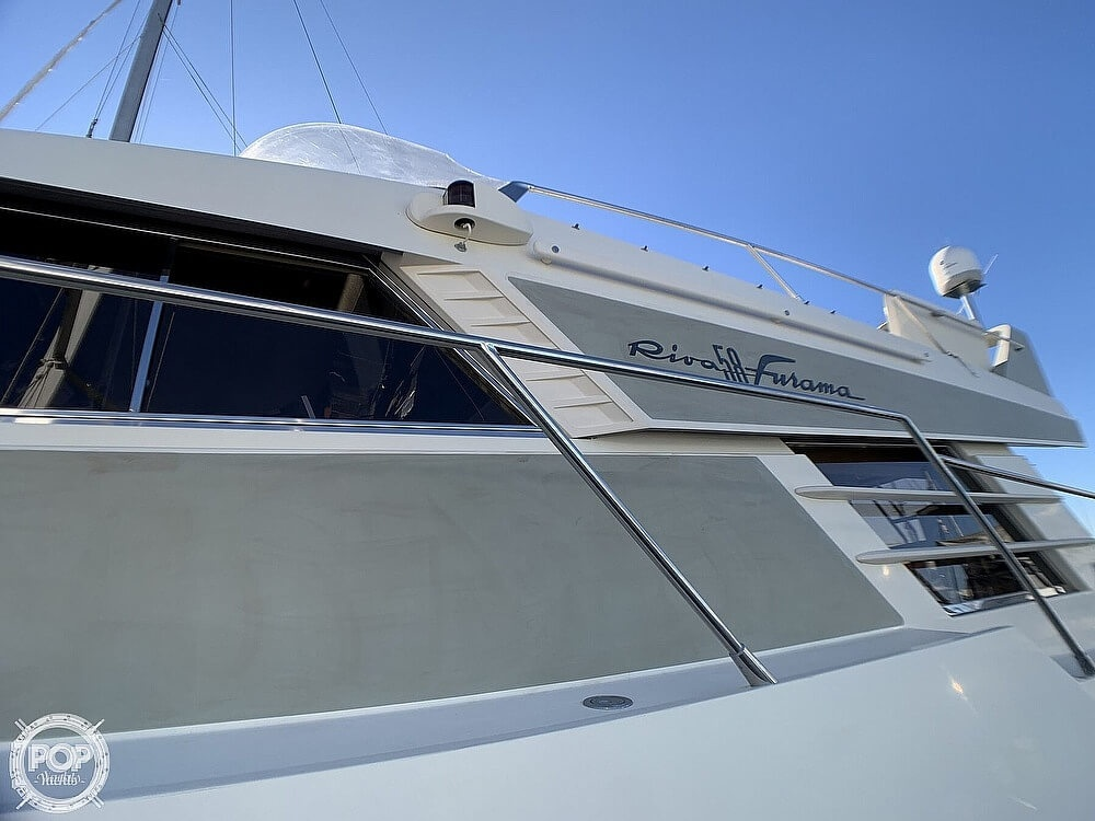 1991 Riva boat for sale, model of the boat is Furama 58 Motoryacht & Image # 17 of 40