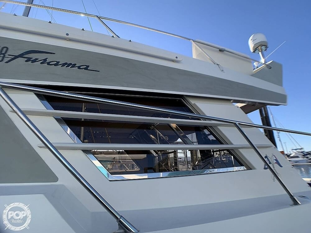 1991 Riva boat for sale, model of the boat is Furama 58 Motoryacht & Image # 19 of 40