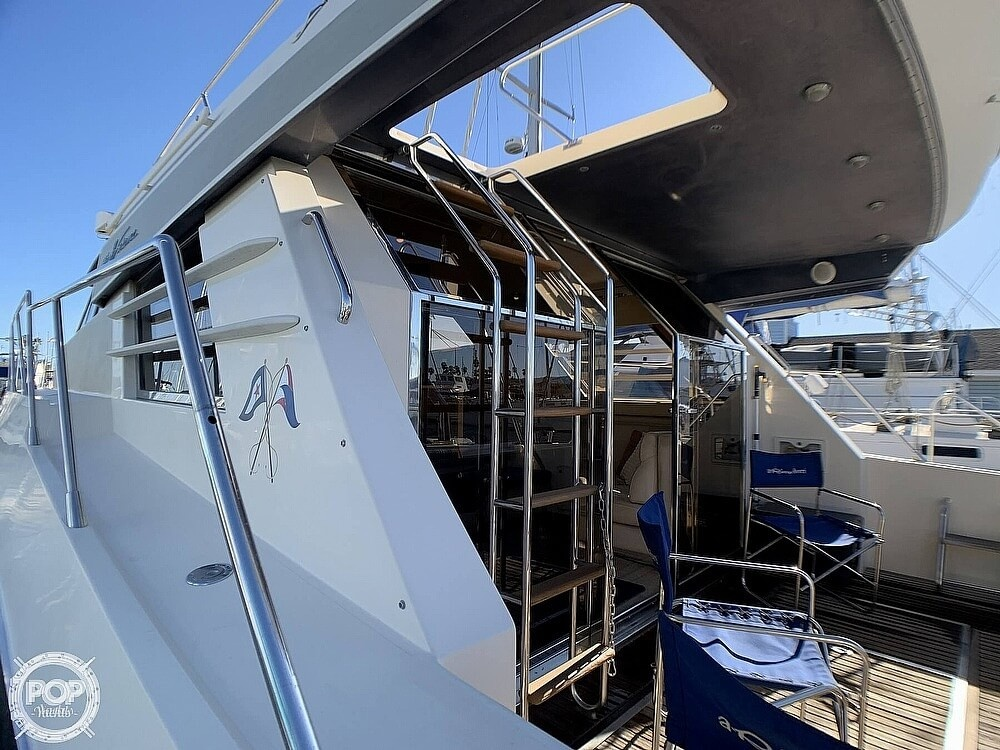 1991 Riva boat for sale, model of the boat is Furama 58 Motoryacht & Image # 20 of 40