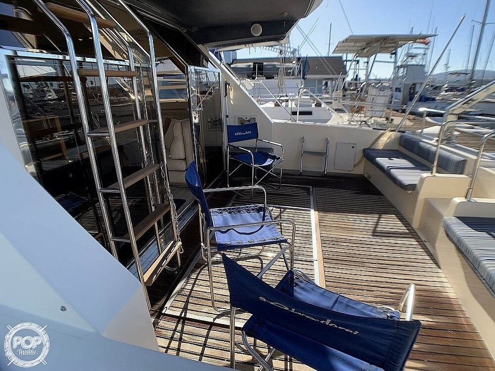 1991 Riva boat for sale, model of the boat is Furama 58 Motoryacht & Image # 22 of 40