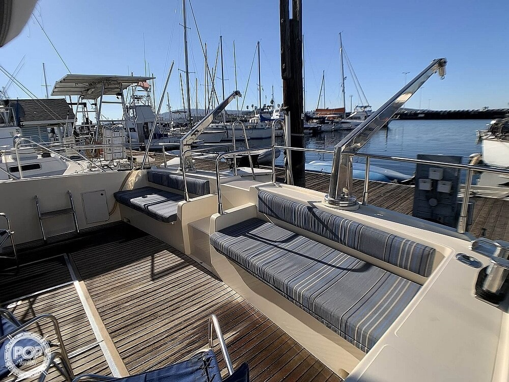 1991 Riva boat for sale, model of the boat is Furama 58 Motoryacht & Image # 23 of 40
