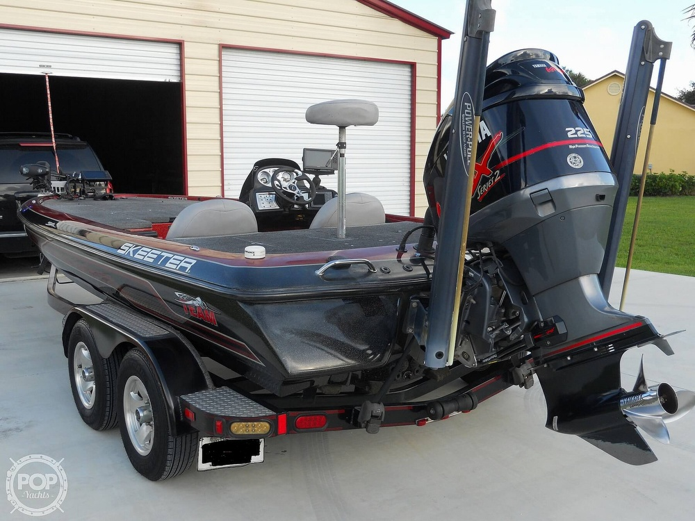 2008 Skeeter boat for sale, model of the boat is ZX225 & Image # 2 of 40