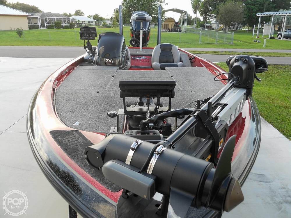 2008 Skeeter boat for sale, model of the boat is ZX225 & Image # 5 of 40
