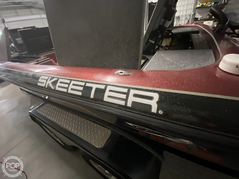2008 Skeeter boat for sale, model of the boat is ZX225 & Image # 11 of 40