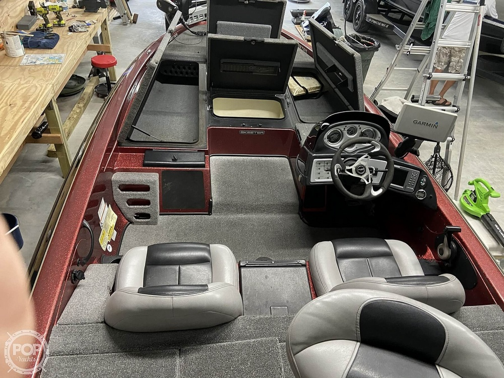 2008 Skeeter boat for sale, model of the boat is ZX225 & Image # 3 of 40