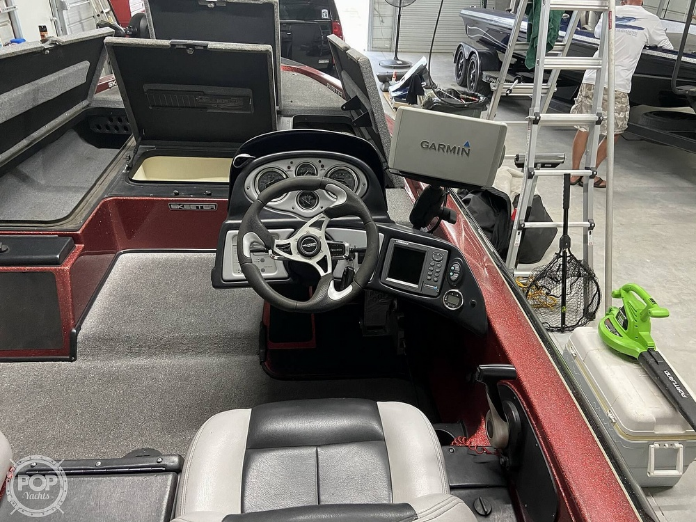 2008 Skeeter boat for sale, model of the boat is ZX225 & Image # 29 of 40