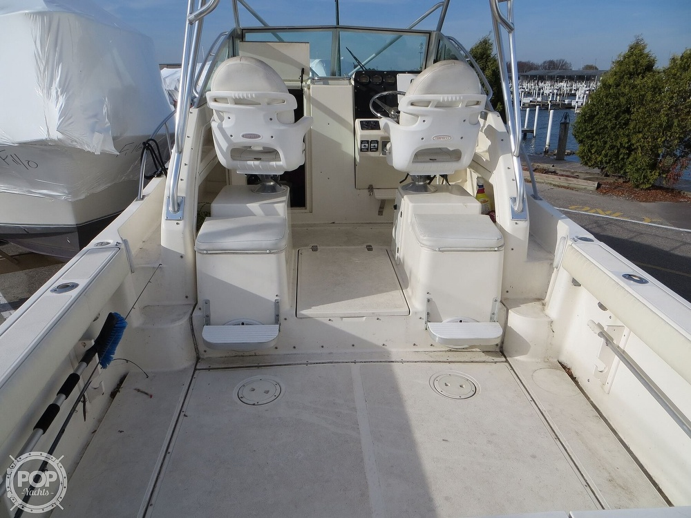 1996 Pursuit boat for sale, model of the boat is 2855 Express Fisherman & Image # 3 of 13