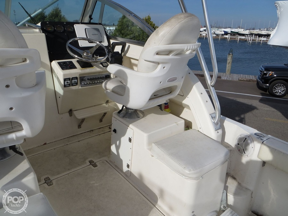 1996 Pursuit boat for sale, model of the boat is 2855 Express Fisherman & Image # 5 of 13
