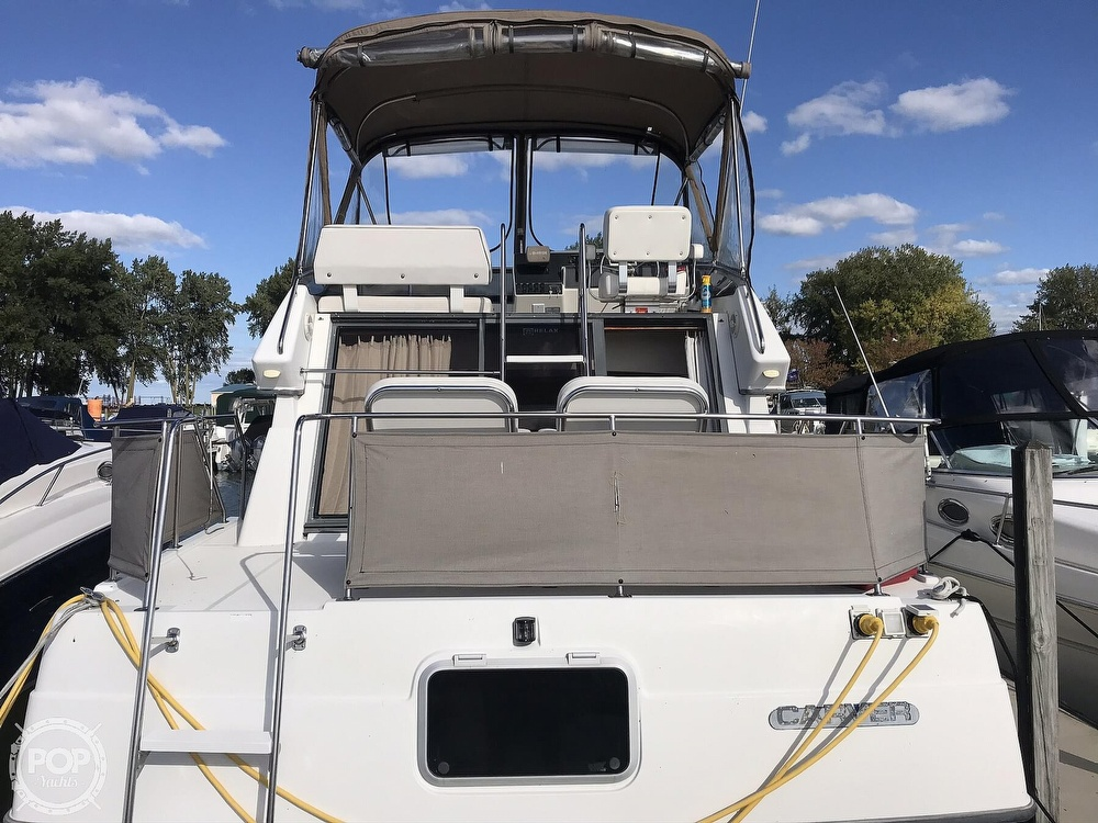 1994 Carver boat for sale, model of the boat is 300 Aft Cabin & Image # 6 of 26