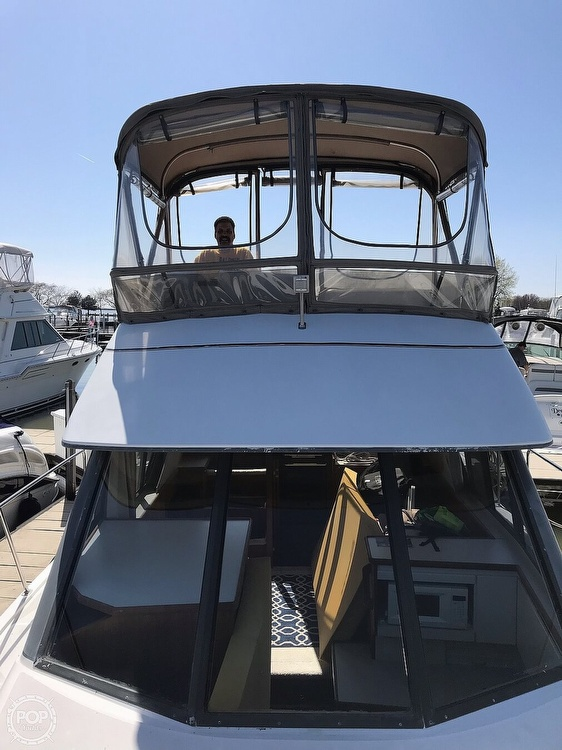 1994 Carver boat for sale, model of the boat is 300 Aft Cabin & Image # 24 of 26