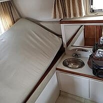 1994 Carver boat for sale, model of the boat is 300 Aft Cabin & Image # 16 of 26