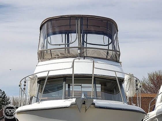1994 Carver boat for sale, model of the boat is 300 Aft Cabin & Image # 29 of 40