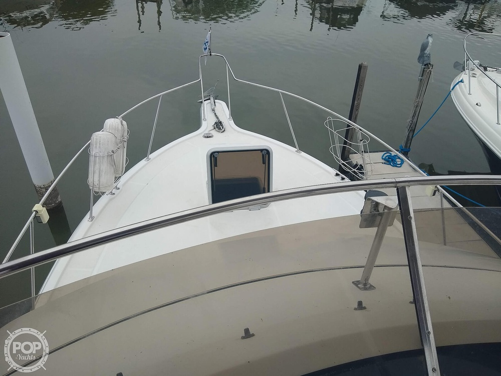 1994 Carver boat for sale, model of the boat is 300 Aft Cabin & Image # 19 of 40