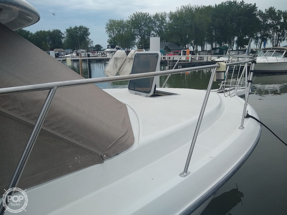 1994 Carver boat for sale, model of the boat is 300 Aft Cabin & Image # 16 of 40