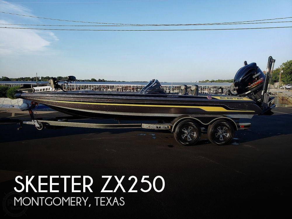 Used Skeeter Boats For Sale in Texas by owner | 2019 Skeeter ZX250