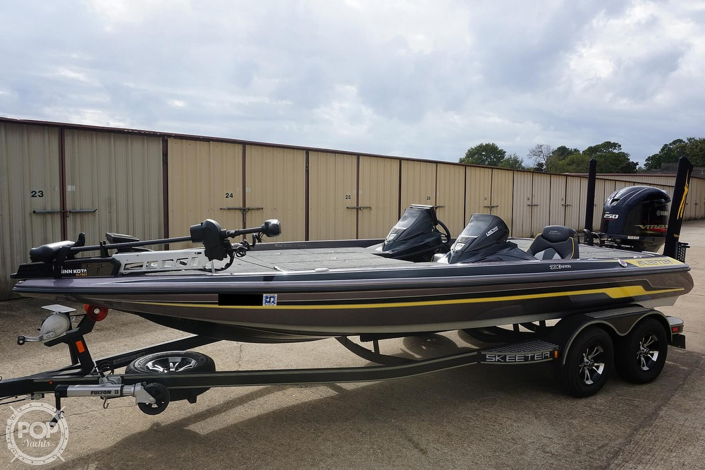 2019 Skeeter boat for sale, model of the boat is ZX250 & Image # 7 of 40