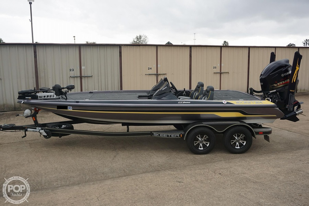 2019 Skeeter boat for sale, model of the boat is ZX250 & Image # 8 of 40