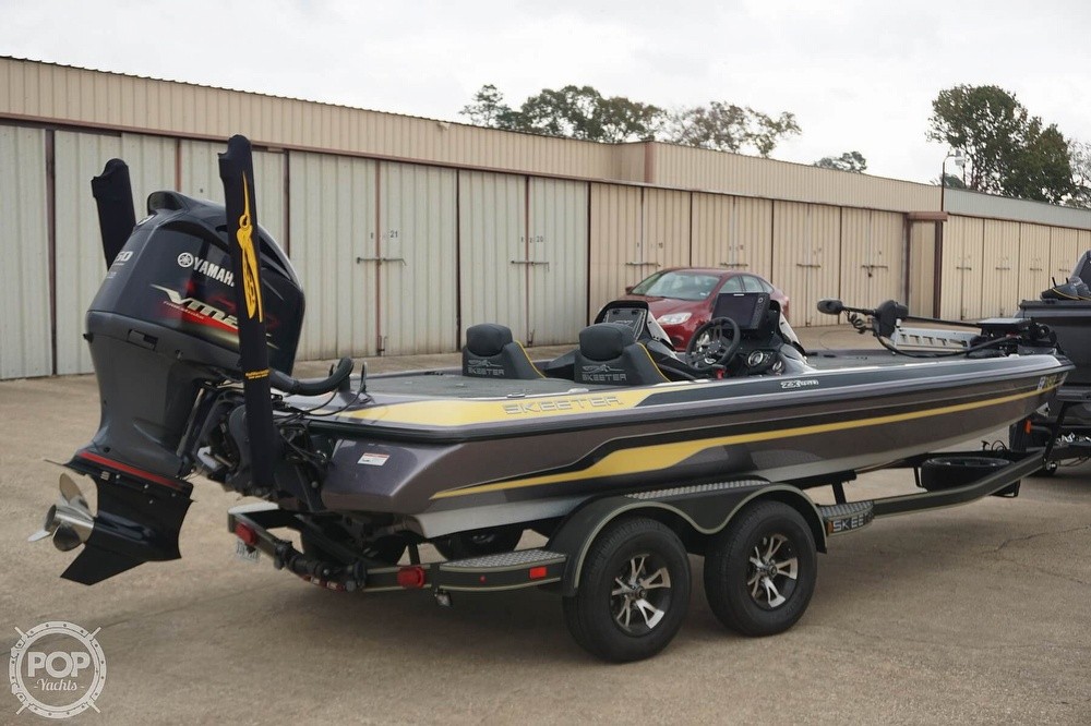 2019 Skeeter boat for sale, model of the boat is ZX250 & Image # 10 of 40