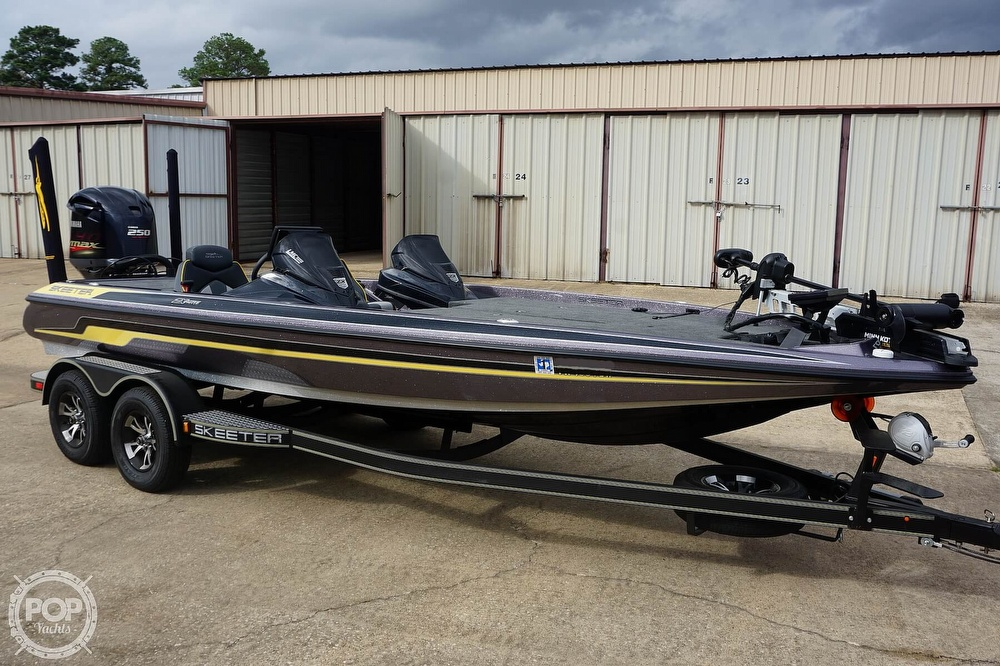 2019 Skeeter boat for sale, model of the boat is ZX250 & Image # 12 of 40