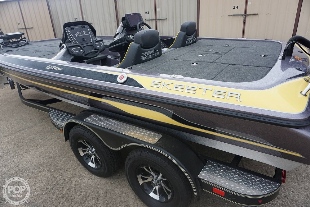 2019 Skeeter boat for sale, model of the boat is ZX250 & Image # 17 of 40