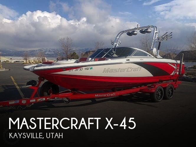 Used Boats For Sale in Salt Lake City, Utah by owner | 2012 Mastercraft X-45