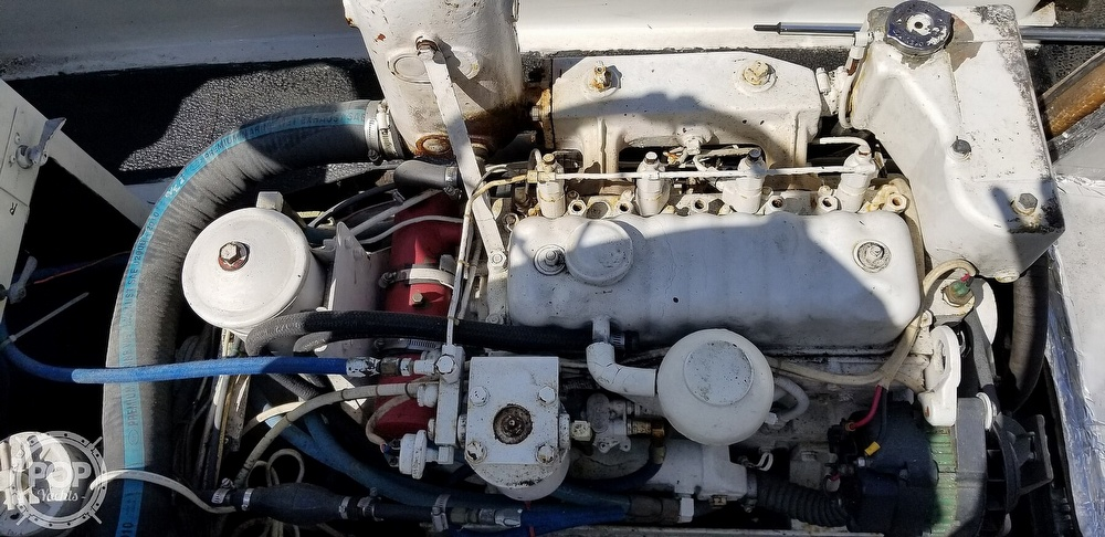 1986 Navy Motor Whale boat boat for sale, model of the boat is WHALE Boat & Image # 16 of 40