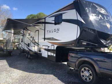 2018 Talon 313T - #1