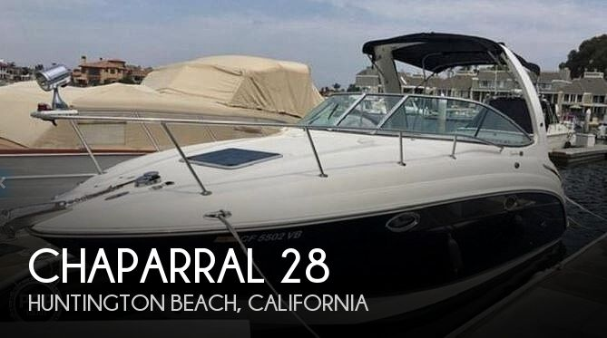 Used Chaparral 28 Boats For Sale by owner   2006 Chaparral 28