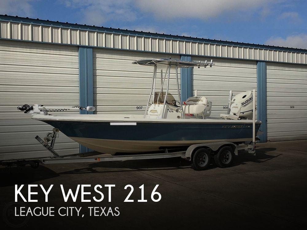2011 KEY WEST BAY REEF 216 for sale