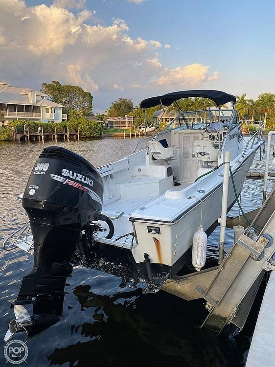 1983 Hydra-Sports boat for sale, model of the boat is 2500WA & Image # 2 of 40